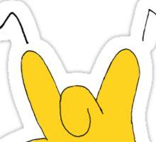 SADGASM The Simpsons design  Sticker