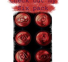 Check out my six pack by sharaizgx