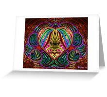 Heart of Light Greeting Card