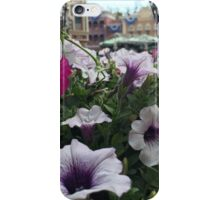 Main Street Blooms iPhone Case/Skin