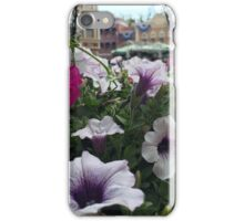 Main Street Blooms iPhone Case/Skin