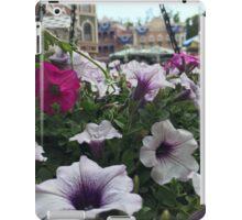 Main Street Blooms iPad Case/Skin