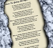 Getting Old Before My Time by Roy Charles Abbott