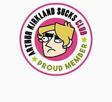 Arthur Kirkland Sucks Club Unisex T-Shirt