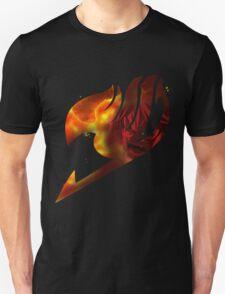 Fairy tail logo, natsu's rage Unisex T-Shirt