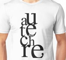 Autechre_BK Unisex T-Shirt