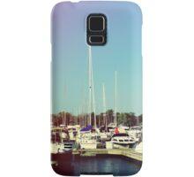 Boats V Samsung Galaxy Case/Skin