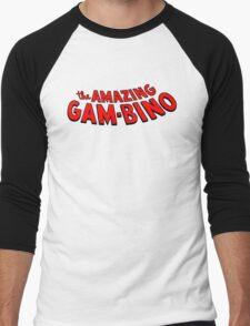 The Amazing Gambino Men's Baseball ¾ T-Shirt