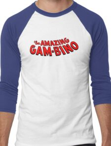 The Amazing Gambino Men's Baseball ¾ T-Shirt