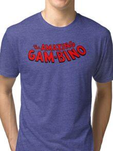 The Amazing Gambino Tri-blend T-Shirt
