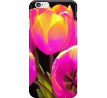 Colours Tulips iPhone Case/Skin
