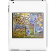 elf-tree my painting Fauve iPad Case/Skin