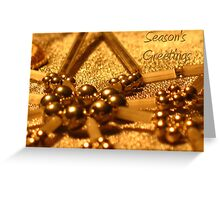 Season's Greetings © Greeting Card
