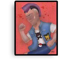 Pokemon's Not Dead! Canvas Print