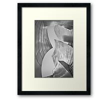 Walt Disney Concert Center I Framed Print