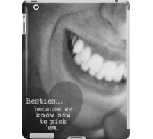 I Pick You! iPad Case/Skin