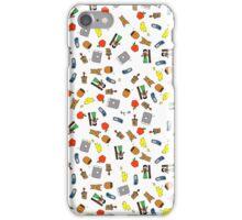 Pattern 1 by Leeah iPhone Case/Skin
