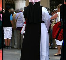 Religious or not - I wear pink by imagic