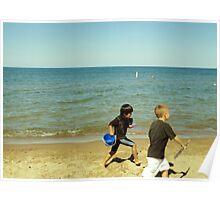 At play Poster