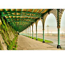 Brighton Esplanade Photographic Print