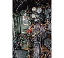 Pipes,Levers & Things. Photographic Print