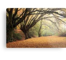 Autumn Spirit Metal Print