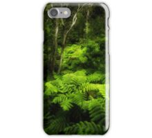 Fern Forest iPhone Case/Skin