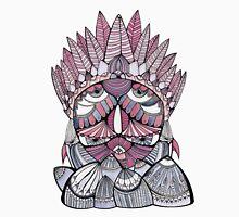 """Pueo"" Multidimensional Owl Unisex T-Shirt"