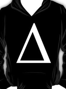 Delta. Greek alphabet. T-Shirt