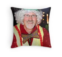 A Colourful Character! Throw Pillow