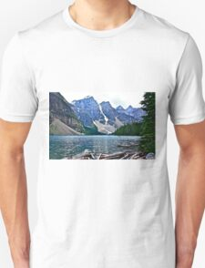 Moraine Lake in Color T-Shirt