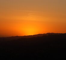 Sunset in Griffith Obsurvetory by loiteke
