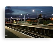 New Cross Gate Station Canvas Print