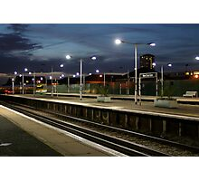 New Cross Gate Station Photographic Print