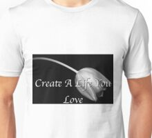 Transformation Create Unisex T-Shirt