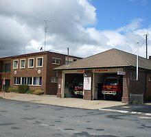 Yass 511 Fire Station by roybob