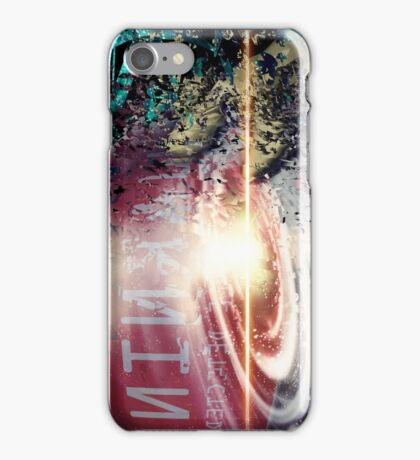 Magnetism iPhone Case/Skin