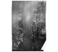 Cascades waterfall Poster
