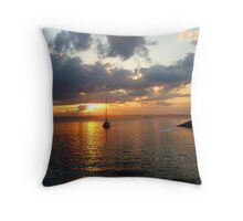 ........just a perfect day..... Throw Pillow