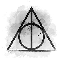 Deathly Hallows by sferyn