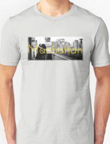 Romance in Manhattan Unisex T-Shirt