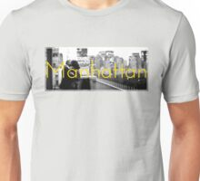 Romance in Manhattan Unisex T-Shirt