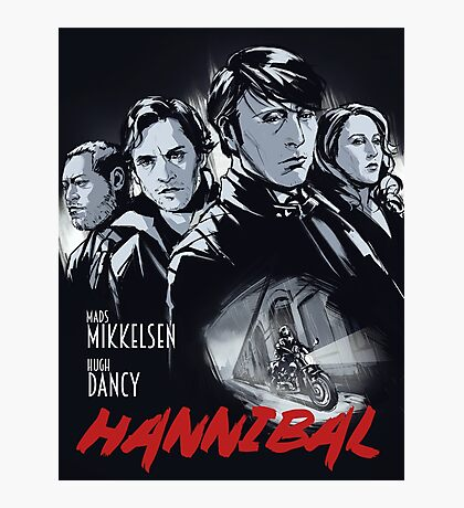 Hannibal - Come And Get It Photographic Print