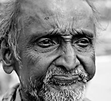 friend of the wise beggar by DareImagesArt