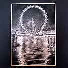 London Eye by Valentina Henao