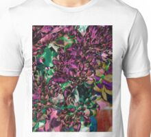 Intention of a floral Unisex T-Shirt