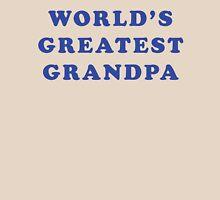 World's Greatest Grandpa Unisex T-Shirt