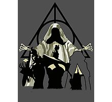 Deathly Hallows Brothers Photographic Print