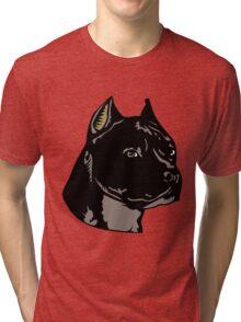 PIT BULL-4 Tri-blend T-Shirt