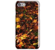 Natures Rug iPhone Case/Skin